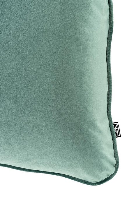 Подушка Roche бирюзового цвета бирюзового цвета