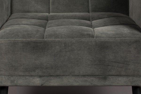 Кресло Sir William серого цвета