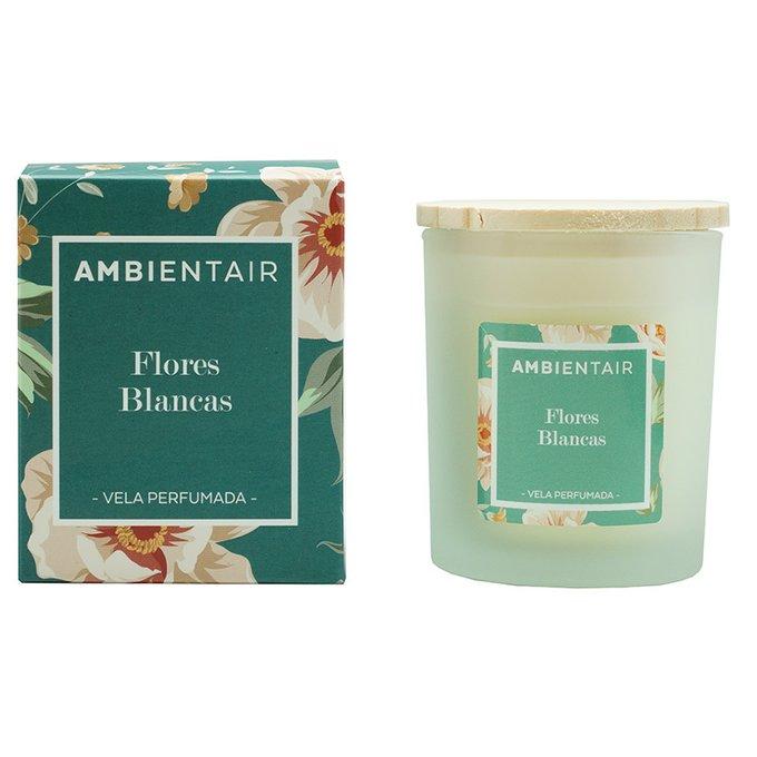 Свеча ароматическая Белые цветы Floral