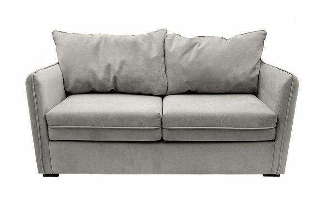 Раскладной диван Arthur L серого цвета