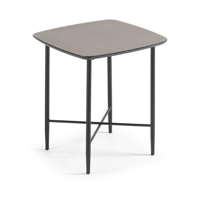 Кофейный столик Smod коричневого цвета