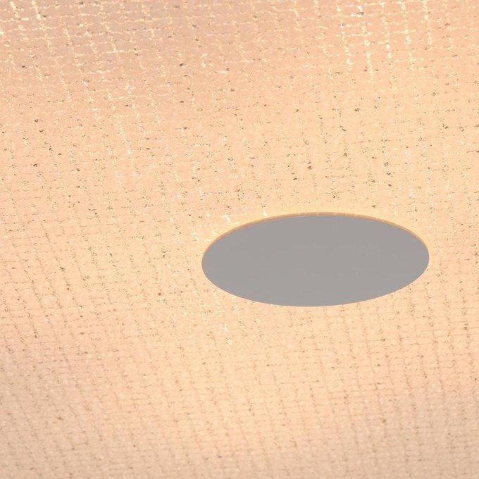 Потолочный светодиодный светильник Канапе белого цвета