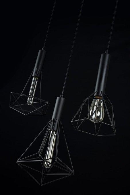 Подвесной светильник Spider из металла