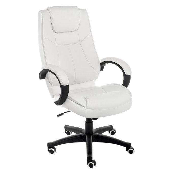 Офисное кресло Stella белого цвета