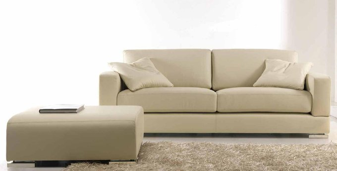 Модульный диван+пуф MODERN