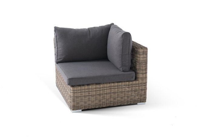 Модуль угловой Лунго с подушками