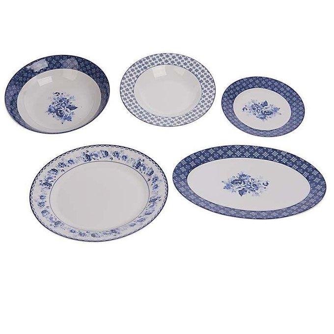 Набор посуды из двадцати предметов