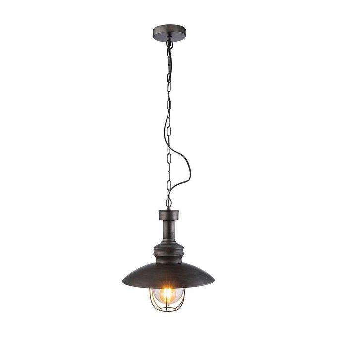 Подвесной светильник Jaden из металла и стекла