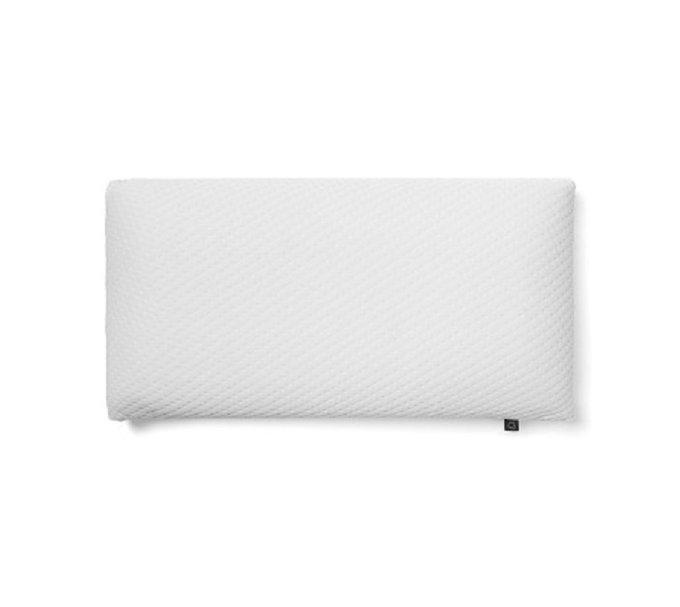 Подушка Nyla белого цвета 75x40