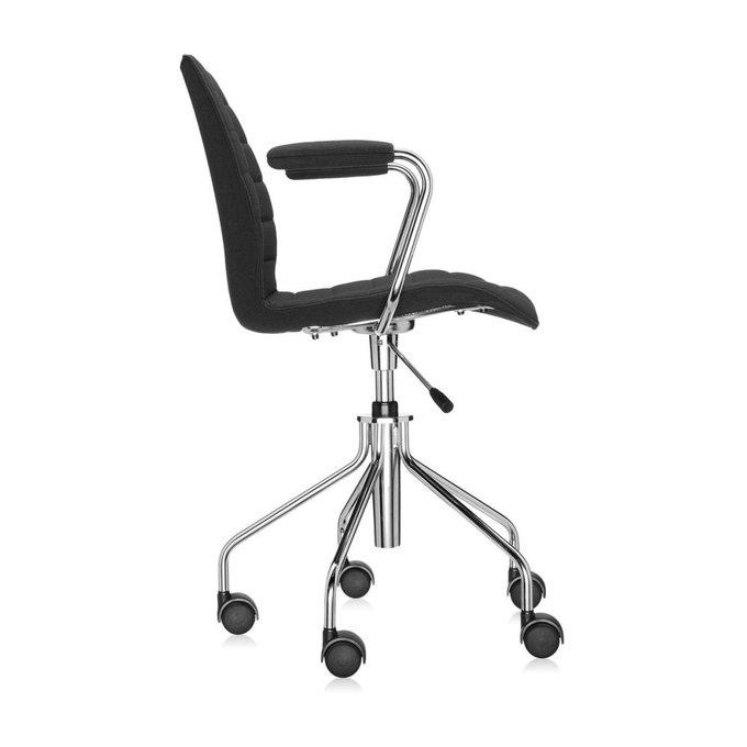 Офисный стул Maui Soft черного цвета