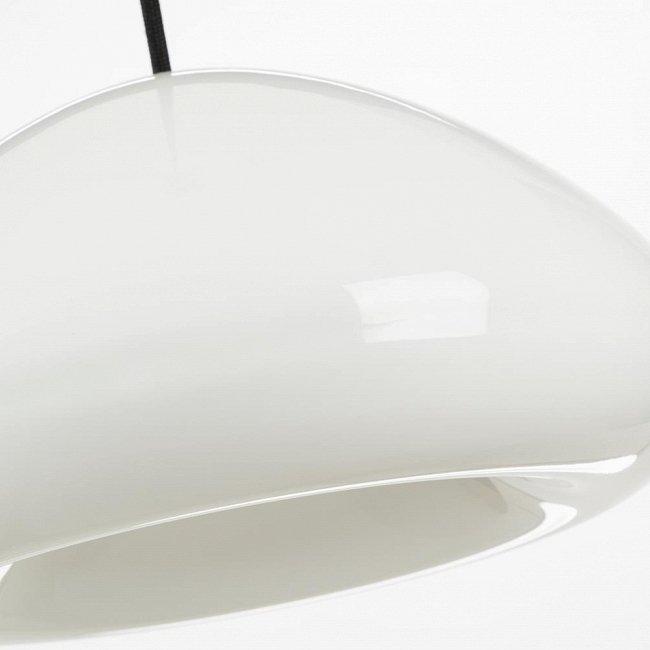 Подвесной светильник Void белого цвета