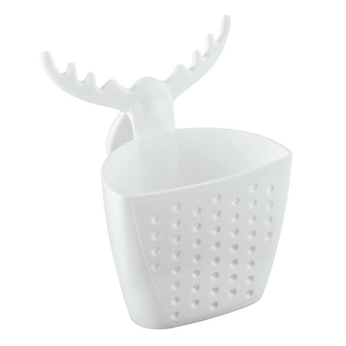 Ёмкость для заваривания Rudolf белого цвета
