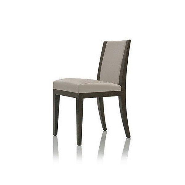 стул с мягкой обивкой JNL TOPAZE