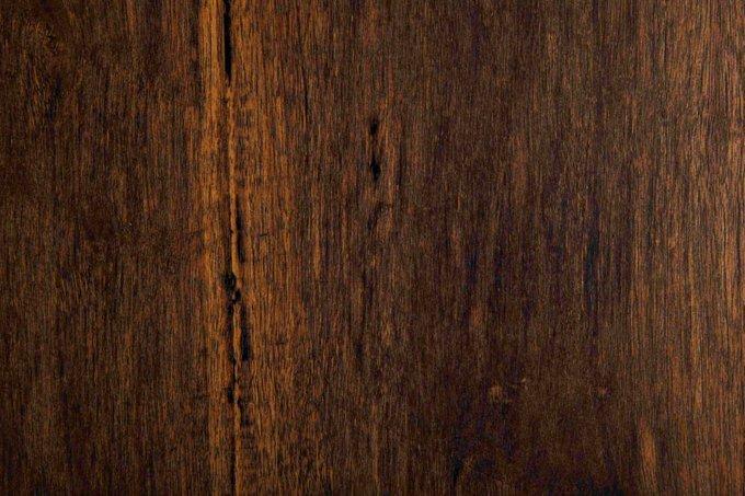 Комод Demetro из дерева и металла