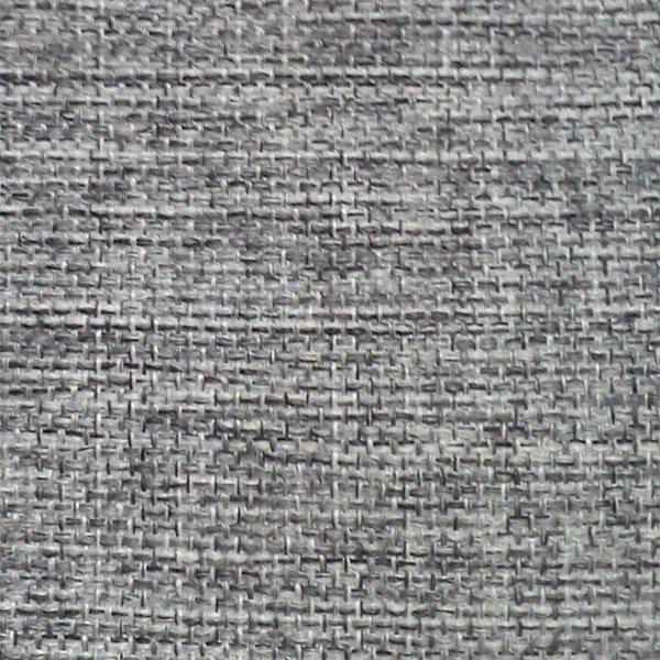 Диван-кровать угловой Хавьер серо-черного цвета