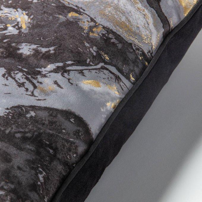 Чехол для подушки Bethel с абстрактным принтом 45х45