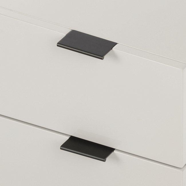Тумба Plano с двумя ящиками