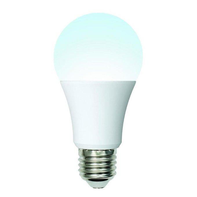Лампа светодиодная Груша матовая белого цвета