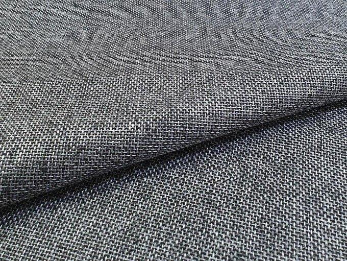 Прямой диван-кровать Валенсия серого цвета