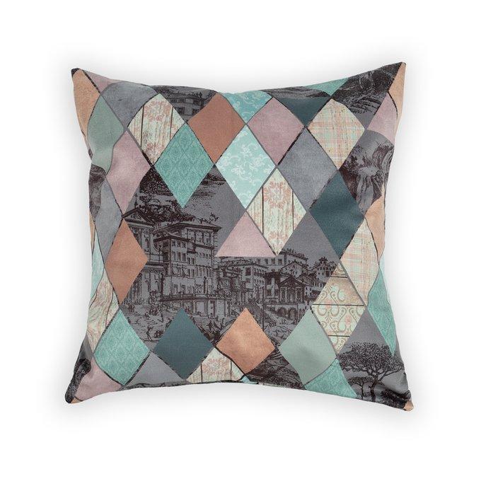 Декоративная подушка Motive со съемным чехлом