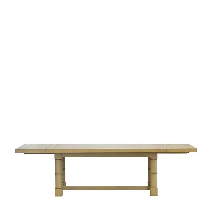 Обеденный стол Taunton TABLE из массива дерева