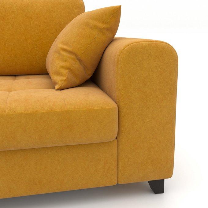 Диван-кровать Vittorio EKL M желтого цвета