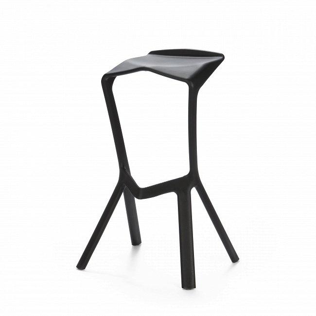 Барный стул Miura 2 из пластика