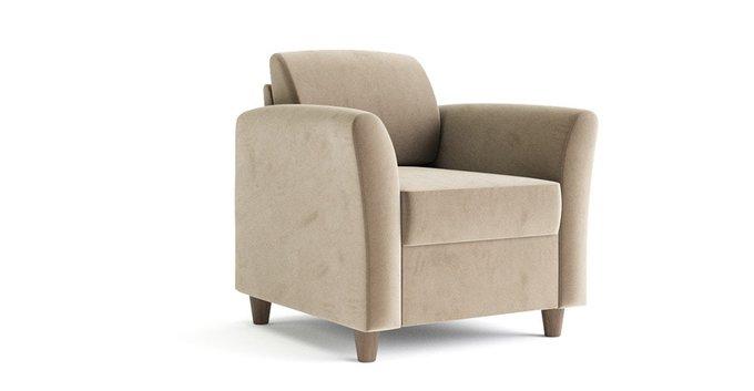 Кресло Катарина серого цвета