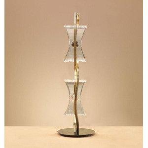 Настольная лампа декоративная Krom Cuero