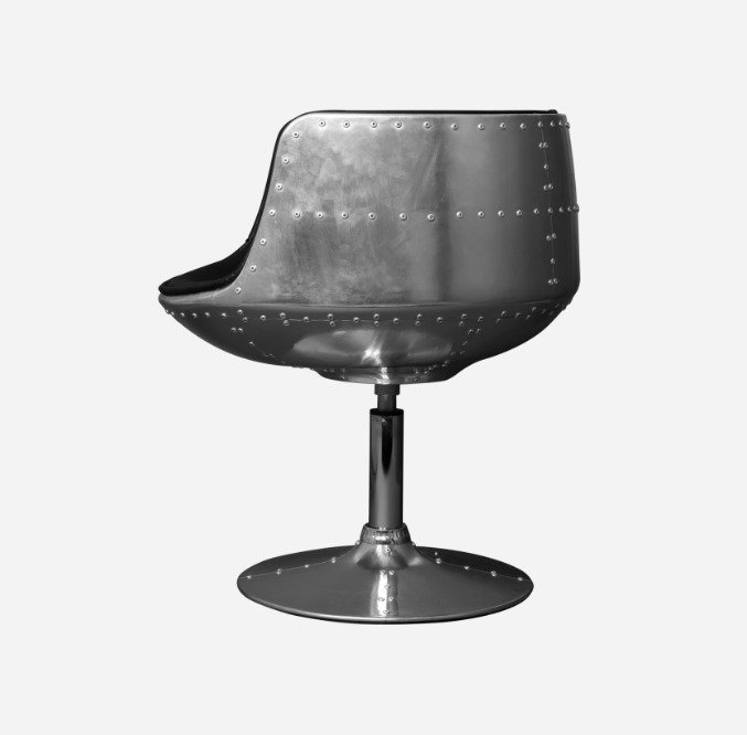 Кресло Cup на тонкой ножке