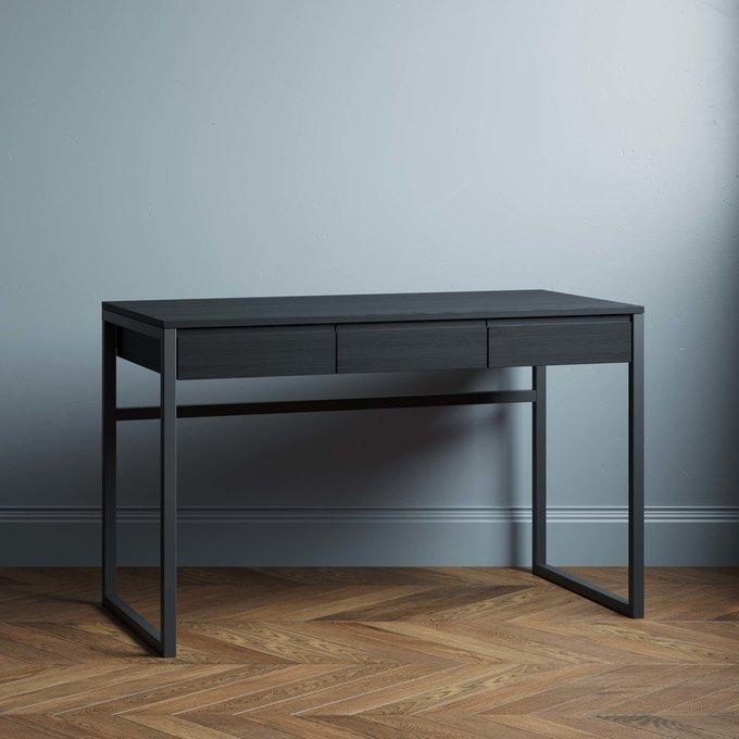 Письменный стол Dylan 120х60 цвета натуральный дуб