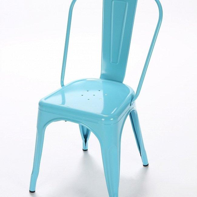 Стул Marais голубого цвета