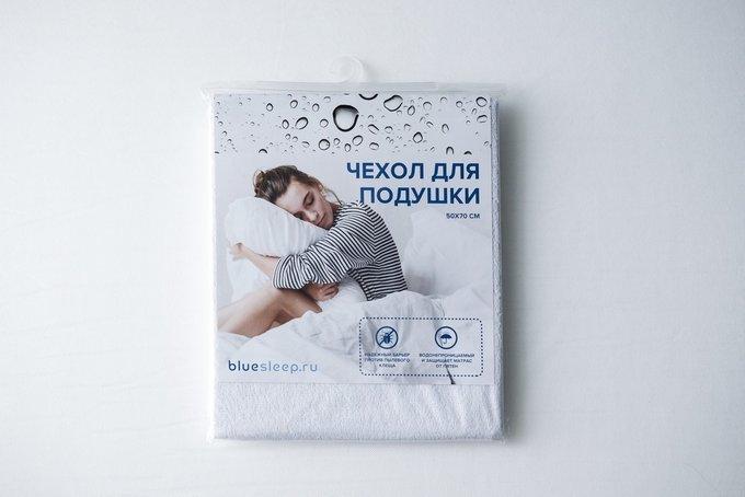 Чехол защитный на подушку с мембраной