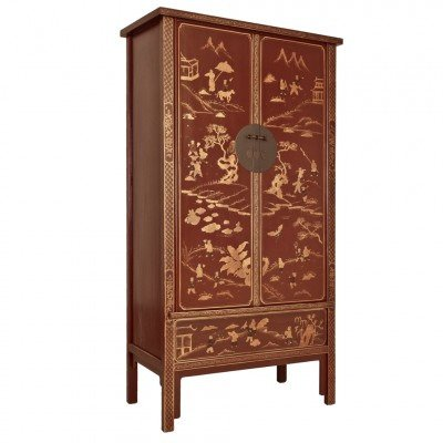 Китайский традиционный шкаф