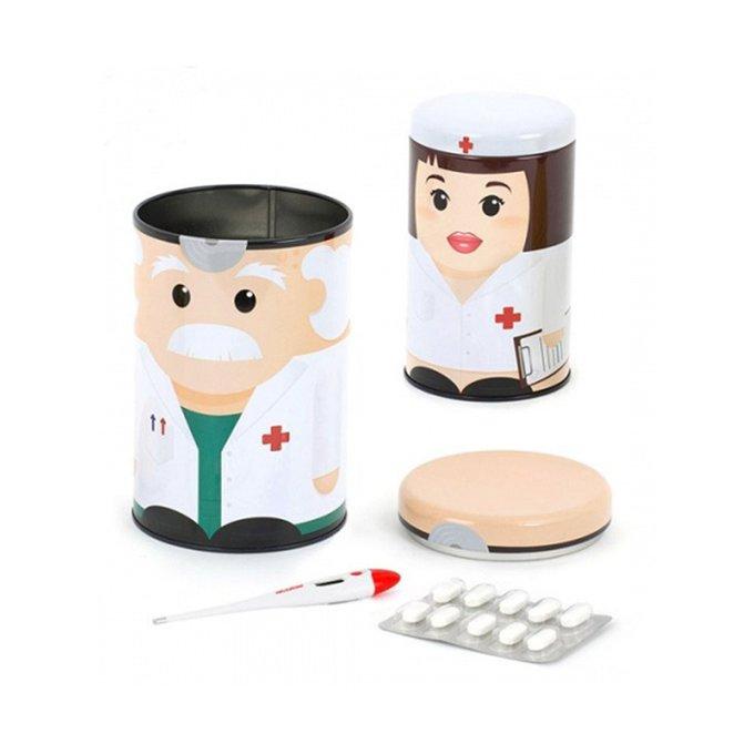 Контейнер для лекарств Dr. & Nurse