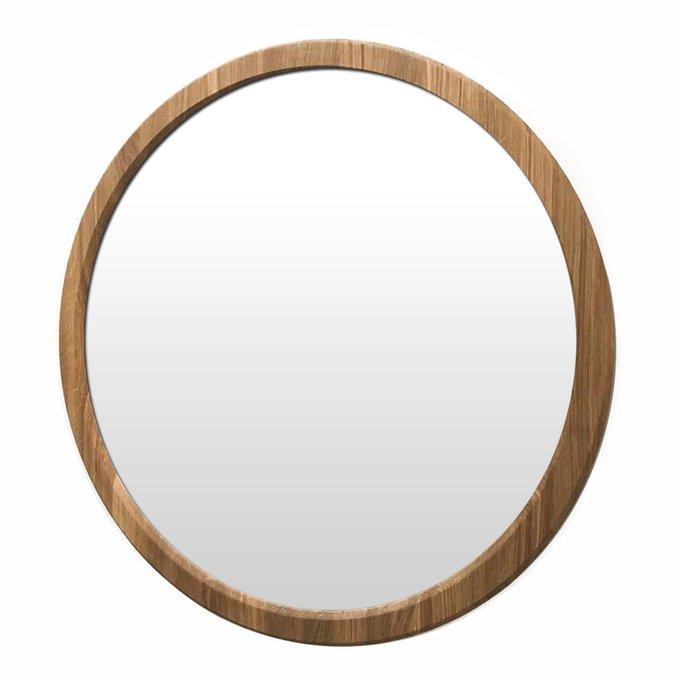 Зеркало Bari круглое в раме