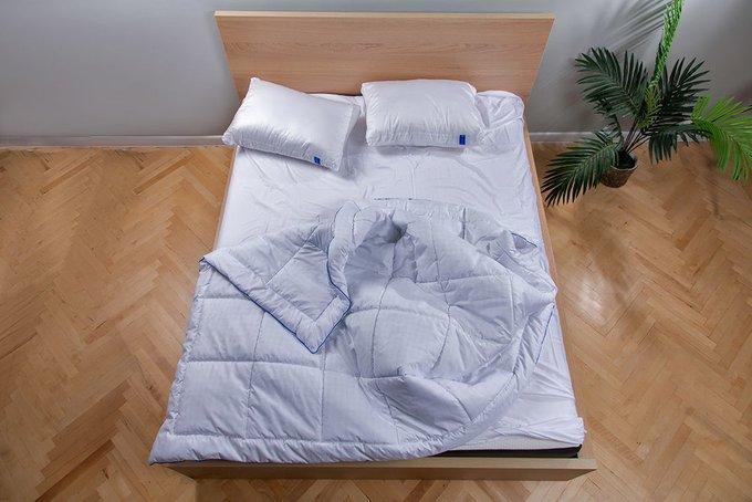 Одеяло Duvet белого цвета 140х205