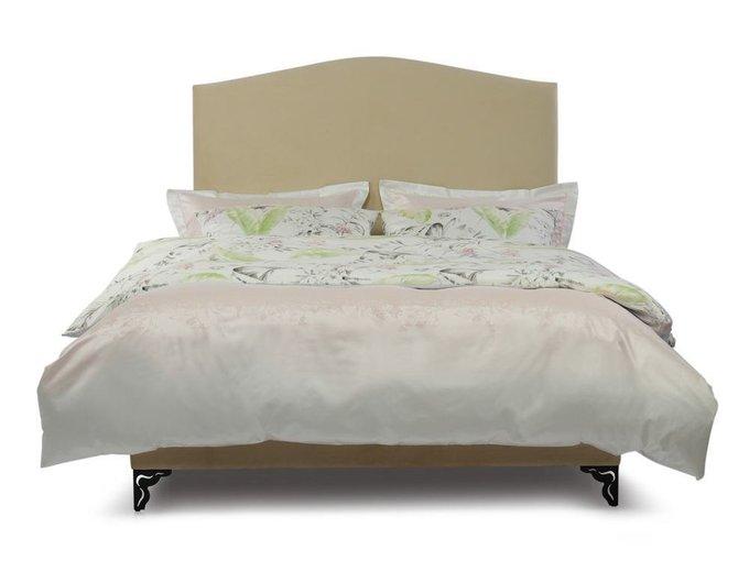 Кровать Chateau бежевого цвета 160Х200