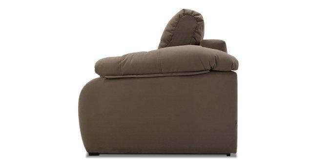 Диван-кровать Вестон коричневого цвета