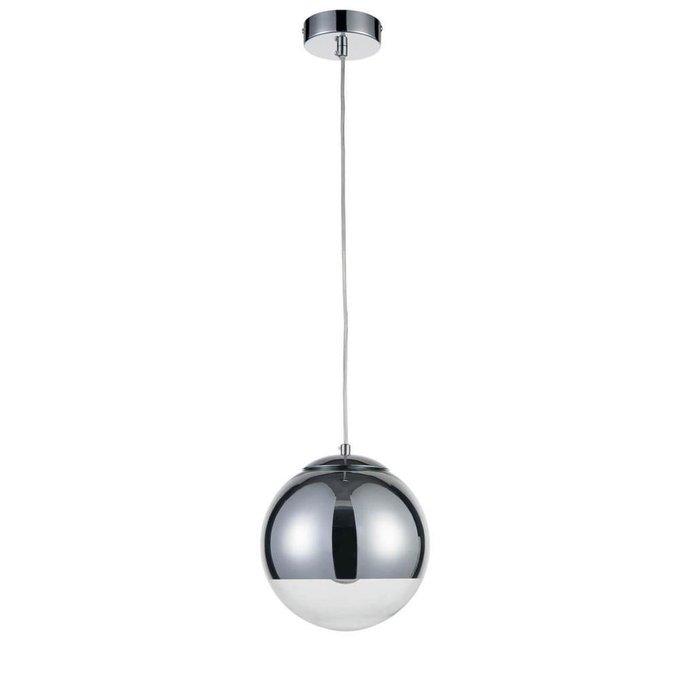 Подвесной светильник Terra цвета хром