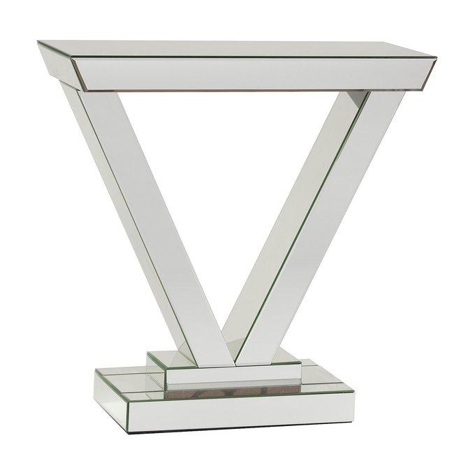 """Зеркальный консольный столик """"Avignon"""""""