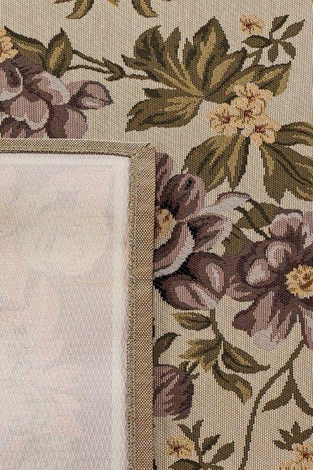 Ковер с цветочным принтом 120х180