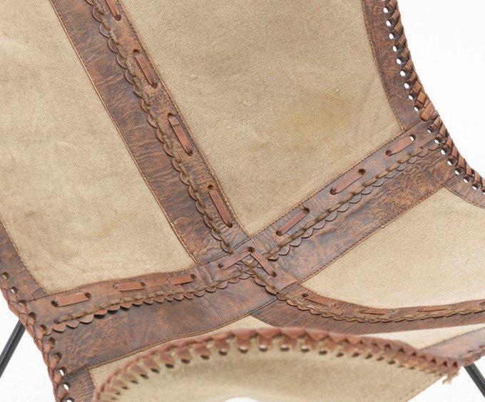 Кресло на металлокаркасе