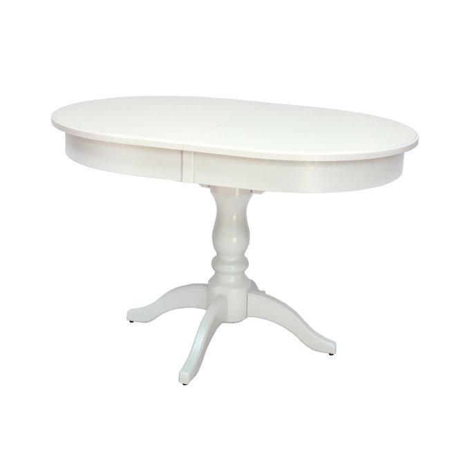 Стол раздвижной Вермонт 2Р цвета слоновая кость
