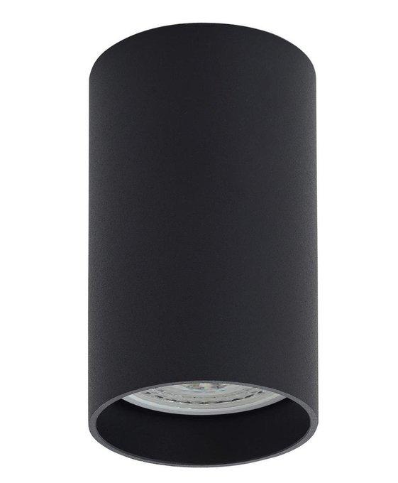 Потолочный светильник черного цвета