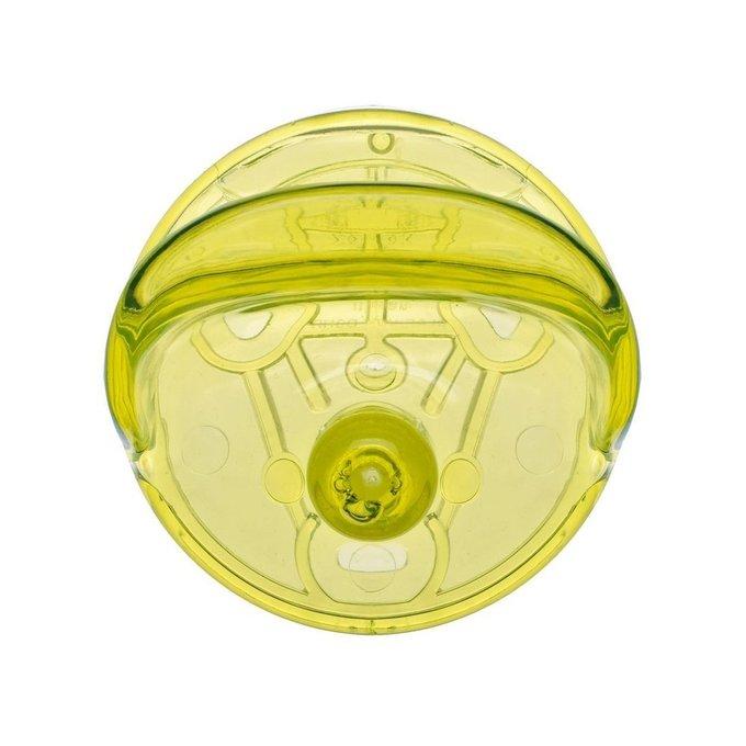 Крюк для одежды Graceful зеленого цвета