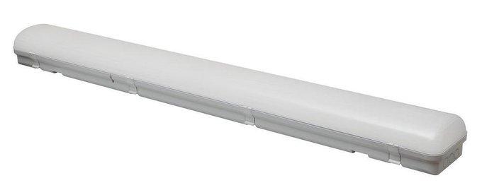Потолочный светодиодный светильник из пластика