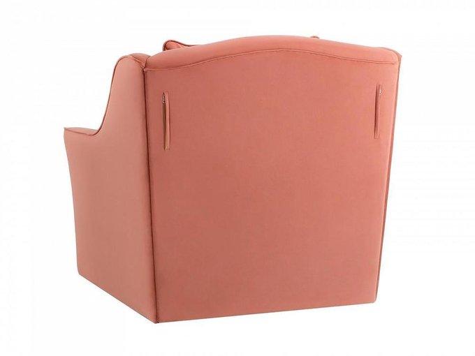 Кресло Vermont розового цвета