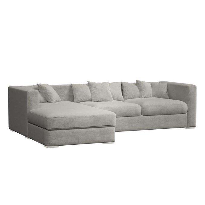 Угловой диван Lounge с местом для хранения