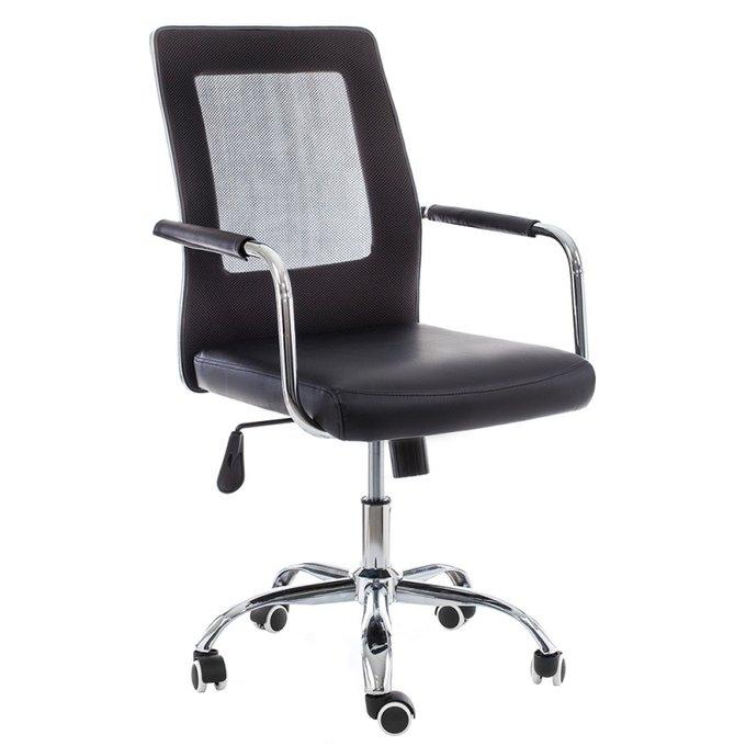 Компьютерное кресло Optima черного цвета
